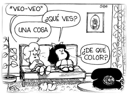 Mafalda en la ciudad esmeralda