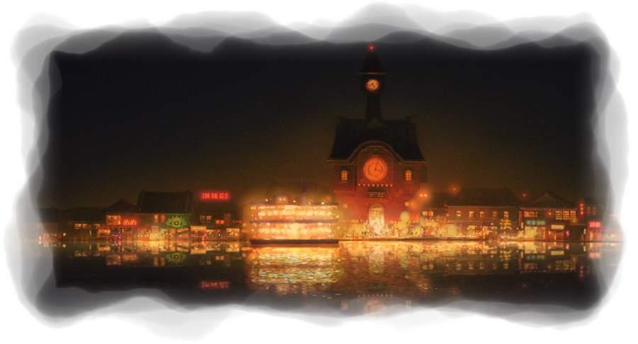 El Viaje de Chihiro - La Ciudad Esmeralda (10)