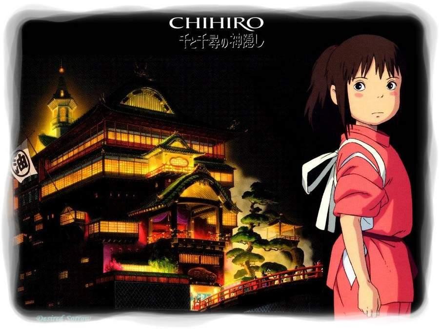 El Viaje de Chihiro - La Ciudad Esmeralda (4)
