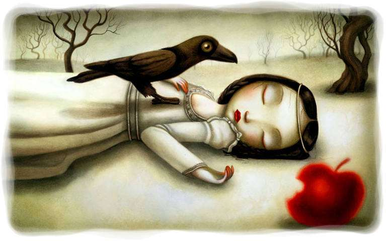 Blancanieves Muerta