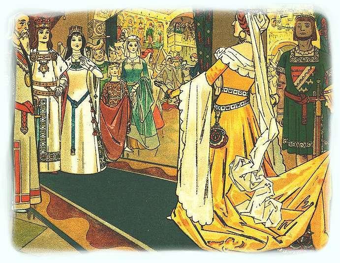 La boda de blancanieves