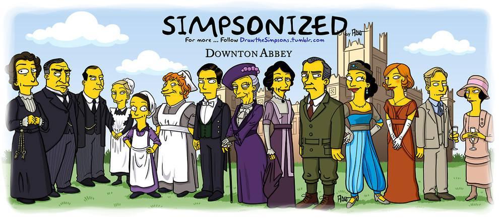 02. Downton Abbey