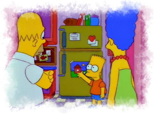 Juegos extremos - El yoyó de Bart
