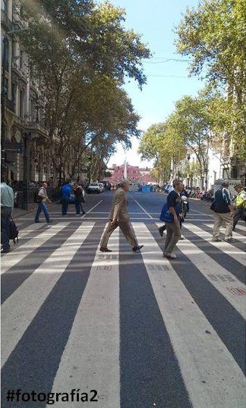 Av. de Mayo, Buenoa Aires