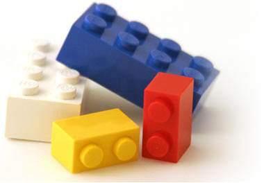 Bloques de lego