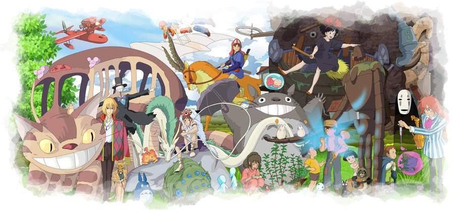 El Viaje de Chihiro  - La Ciudad Esmeralda (1)