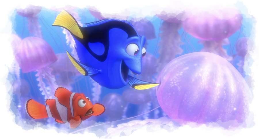 02. Marlin y Dory