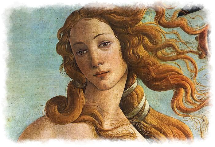lo femenino Venus