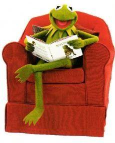 Kermit+reading